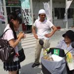 福島高校SSH福島復興プロジェクト・フィールドワーク