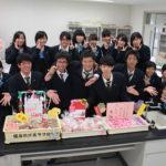 【経営マーケティングプログラム】県立福島明成高校にて販売会を開催します!