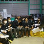 【経営マーケティングプログラム】県立福島明成高校フィールドワークについて11月23日(水)福島民報に記事を掲載していただきました!