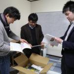 「飯舘村の未来を考えるためのデータブック 第1版」の製本版が届きました!