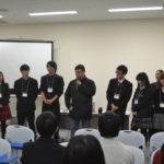 【あいでみ】福島・中国友好交流事業「あいでみ」第5期生活動報告会を実施いたしました。