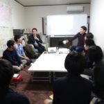 【福島ミライの起業家育成プログラム】先輩起業家・倉田浩伸さんの話を聞く会を開催しました。
