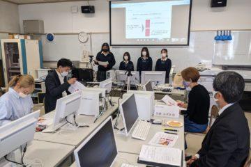 【2021年度経営マーケティングプログラム】 相馬農業高校「計画発表会」