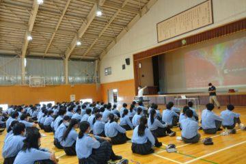 【ロジカルシンキング講座@葵高校2021実施しました】