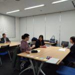「浪江町役場における震災直後の意思決定について、ケースメソッドを用いた勉強会」を開催しました。